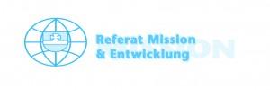 Logo Referat BILD + SCHRIFTZUG blau