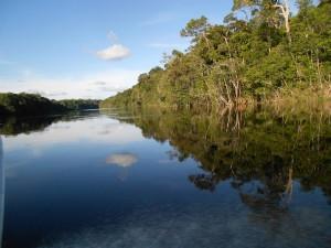 Rio Negro - Absicherung der Rechte der indigenen Bevölkerung