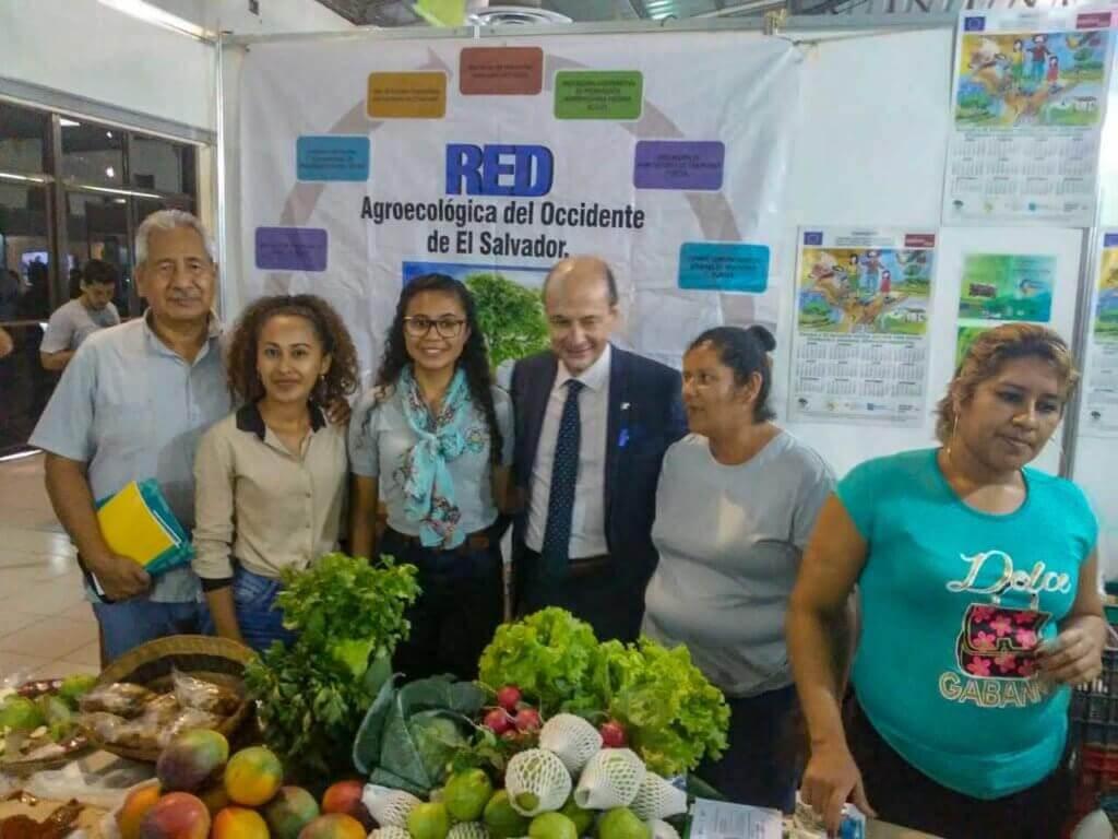 Europatag in El Salvador