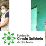 Circulo Solidario El Salvador Aktivitäten Covid-19